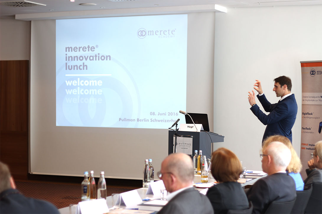 2. Merete innovation lunch